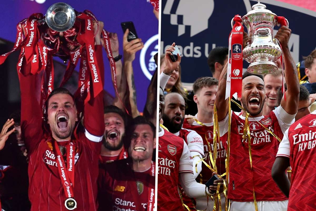 FA Community Shield on Saturday - Can Arsenal beat Liverpool?